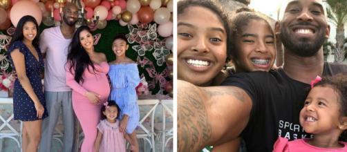 Kobe Bryant deixou a esposa e mais três filhas. (Arquivo Blasting News)