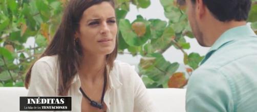 La isla de las tentaciones/ Susana Molina, muy crítica con Gonzalo