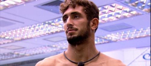 Lucas Chumbo pertencia ao grupo Camarote no 'BBB20'. (Reprodução/TV Globo)
