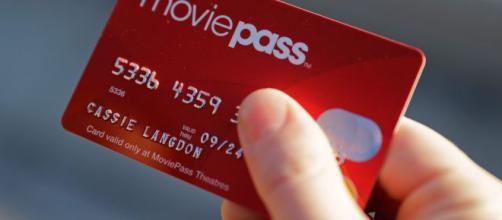 MoviePass and its parent company has filed for bankruptcy. [Image Credit] CNN/YouTube