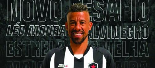 Recentemente o jogador foi anunciado pelo Botafogo-PB. (Arquivo Blasting News)
