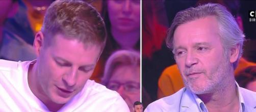 TPMP : Matthieu Delormeau écrit une lettre à Jean-Michel Maire et en est tout ému. Credit: Capture/C8