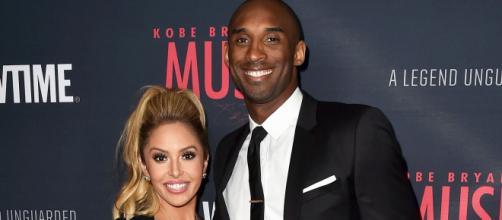 Vanessa Bryant y Kobe Bryant. - people.com