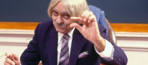 Chico Anysio interpretava Prof. Raimundo. (Reprodução/TV Globo)