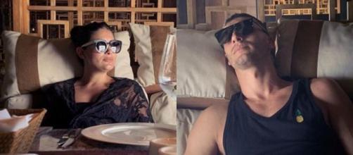 Fans reacts to Loren and Alexei's sleeping photo. (Image source: Instagram /@lorenbrovarnik)