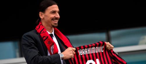 Ibrahimovic è uno dei colpi del calciomercato 2019-20