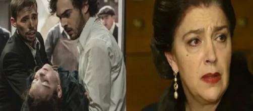 Il Segreto, spoiler spagnoli: Camelia rischia la vita, Raimundo scompare