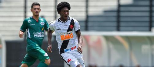 Jogo do Vasco foi disputado sob forte calor. (Arquivo Blasting News)