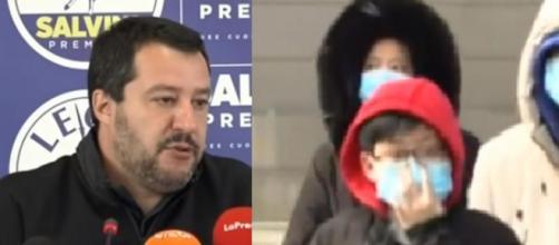 Le dichiarazioni di Salvini sul Coronavirus criticate dall'M5S Castaldo.