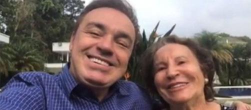 Maria do Céu relata último dia com Gugu Liberato. (Arquivo Blasting News)