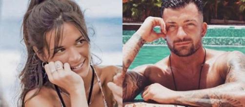 Rubén y Fiama podrían tener un romance secreto fuera de la isla
