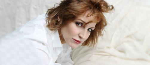 Un posto al sole, Clotilde Sabatino interpreta il commissario Giovanna Landolfi