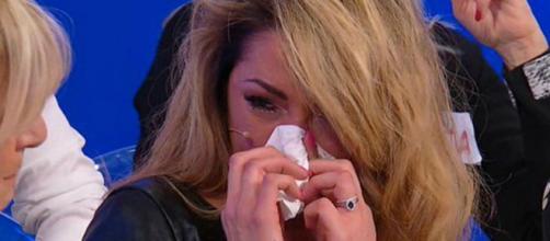 Uomini e Donne Ida Platano piange per Riccardo