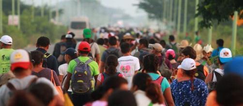 Los migrantes representaron una dura realidad para México en 2019.