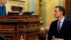 Pedro Sánchez apuesta por el diálogo y la Constitución para solucionar el problema catalán