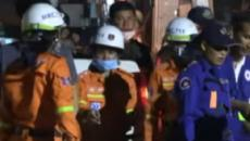 Death toll in collapse of a seven-storey hotel under construction in Cambodia rises to 36