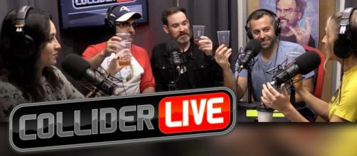 Collider has announced that they have canceled several of their popular shows. [Image Credit] Collider Live!/YouTube