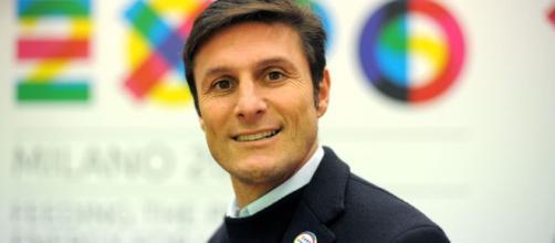 Javier Zanetti, vice presidente dell'Inter.