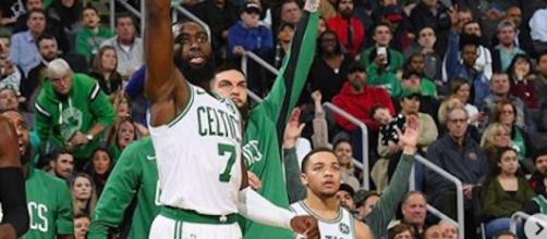 Les Celtics ont su faire la différence au bon moment. Credit: Instagram/celtics