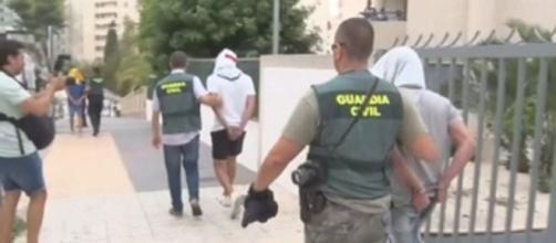 Libertad provisional sin fianza para los tres acusados de la agresión sexual en Murcia.
