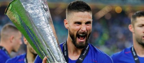 L'Inter punta a tre rinforzi, tra cui Giroud