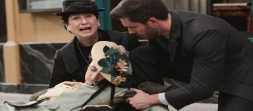 Una Vita anticipazioni: Lucia si sente male