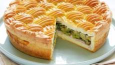 La torta Demetra, una sfiziosissima pietanza con pasta choux