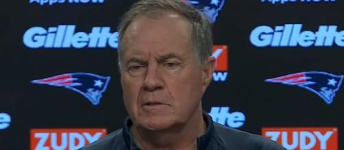 Belichick said he's not the only one making the decision (Image Credit: New England Patriots/YouTube)