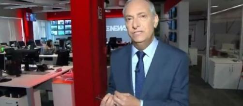 Burnier volta a apresentar programa após câncer e agradece carinho de fãs. (Reprodução/TV Globo)