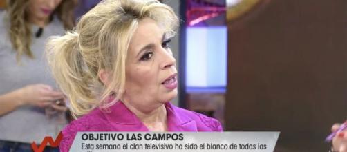 Carmen Borrego estalla al defender a su madre de las críticas