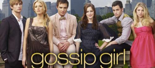 La foto promozionale della seconda stagione di Gossip Girl originale - rssing.com