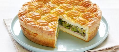 La ricetta della torta Demetra.