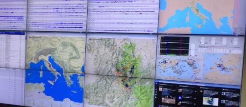 Servizio di sorveglianza sismica INGV