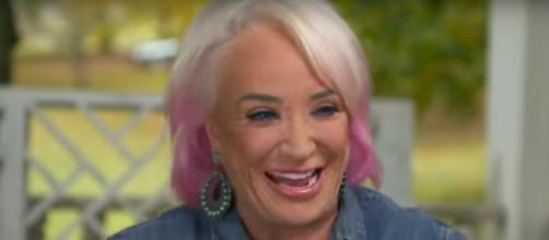 Tanya Tucker keeps music, life lessons, and gratitude in perspective over five decades of performing. [Image source: CBSSundayMorning-YouTube]