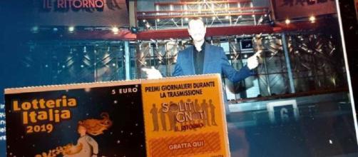 Amadeus annuncia i primi premi della Lotteria Italia