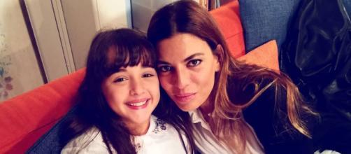 Bianca (Sofia Piccirillo) e Angela (Claudia Ruffo)