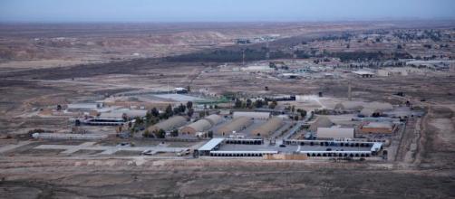 Due basi americane in Iraq colpite da missili iraniani nella notte.