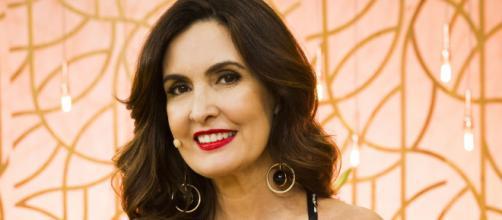 Fátima Bernardes está sendo acusada depois que Ludmilla foi em seu programa. (Arquivo Blasting News)