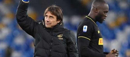 Inter, Antonio Conte e Romelu Lukaku