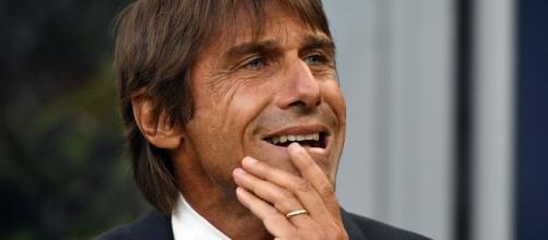 Antonio Conte, allenatore dell'Inter.