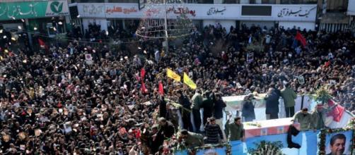 Irã prometeu vingança contra os Estados Unidos pelo ataque. (Arquivo Blasting News)