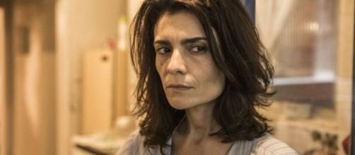 Leila será desmascarada e expulsa de casa após descobrir farsa. (Reprodução/TV Globo)