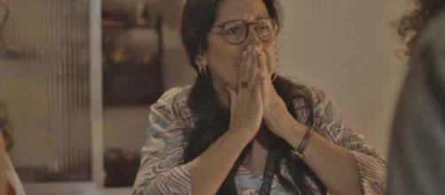 Lurdes terá seu passado revirado em 'Amor de Mãe'. (Reprodução/TV Globo)