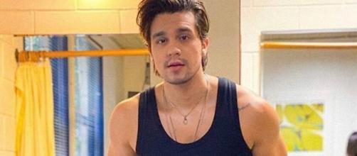 O cantor Luan Santana está aproveitando alguns dias de folga em Maceió. (Reprodução/Instagram/@luansantana)