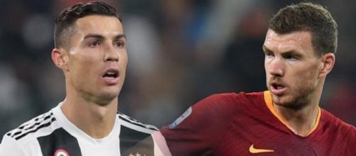 Roma-Juventus, probabili formazioni: Dzeko vs CR7-Higuain, Dybala-Ramsey per una maglia.