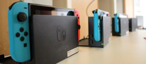 Rumor: A new Nintendo Switch model is on its way. [Image Source: ActuaLitté/Flickr]