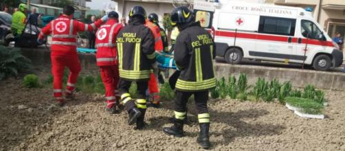 Sicilia, 20enne perde la vita cadendo da una scala mentre potava un albero