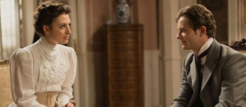 Spoiler Una Vita: Samuel Alday vorrà sposare Lucia.