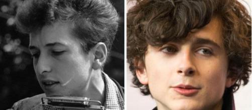 Timothée Chalamet incarnera Bob Dylan dans un biopic. Credit: Wikimedia Commons