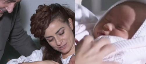 Una Vita, spoiler: Trini dà alla luce Milagros dopo un parto cesareo d'urgenza